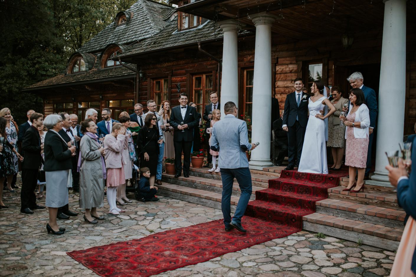 małe wesele dj na wesele zamość