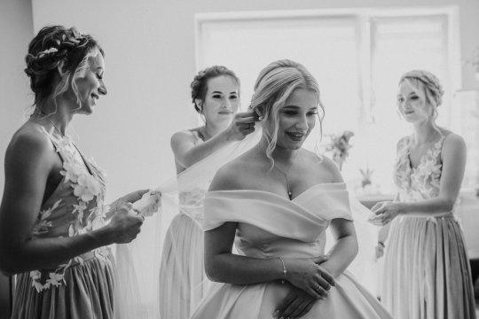 czarno białe zdjęcia ślubne lublin mistrzowie ceremonii